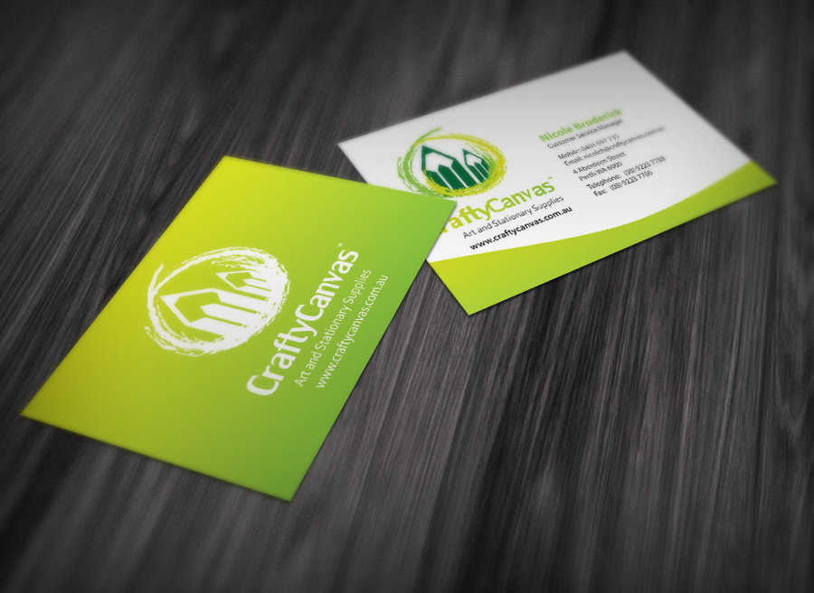 20 sophisticated simple business card designs  tutorialchip