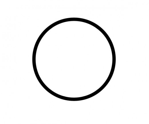 phoroshop how to draw a circle