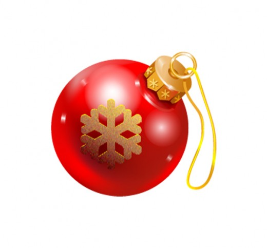 Christmas Ornaments With Pictures Inside