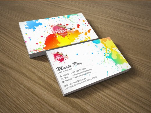 30 Unusual and Creative Business Cards Designs - TutorialChip