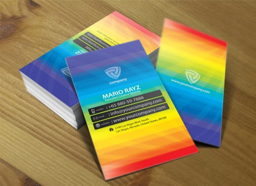 30 unusual and creative business cards designs tutorialchip for Band business card ideas