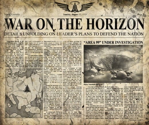 Cool Free Old Newspaper Textures To Feel The Past In Your