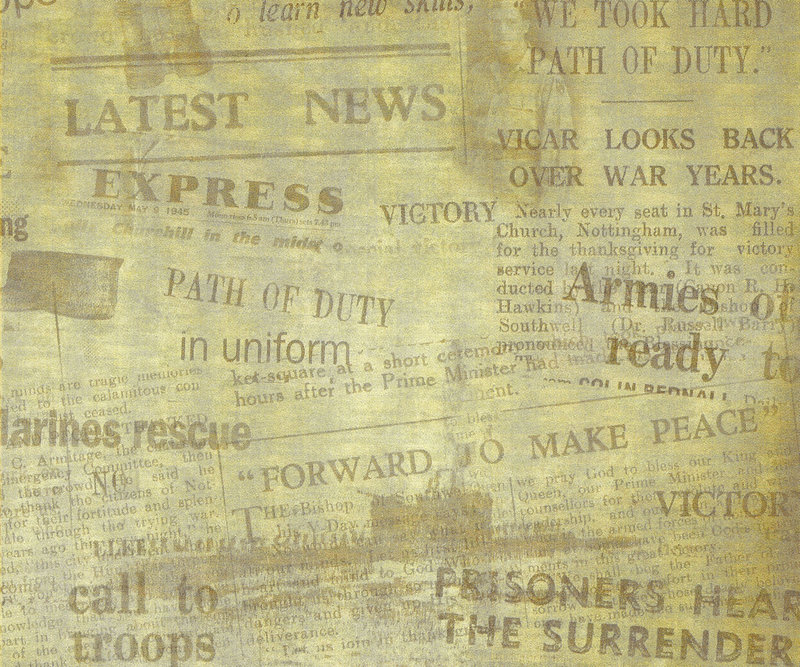 20+ Cool Free Old Newspaper Textures to Feel the Past in Your ...