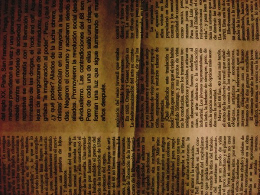 20+ Cool Free Old Newspaper Textures To Feel The Past In