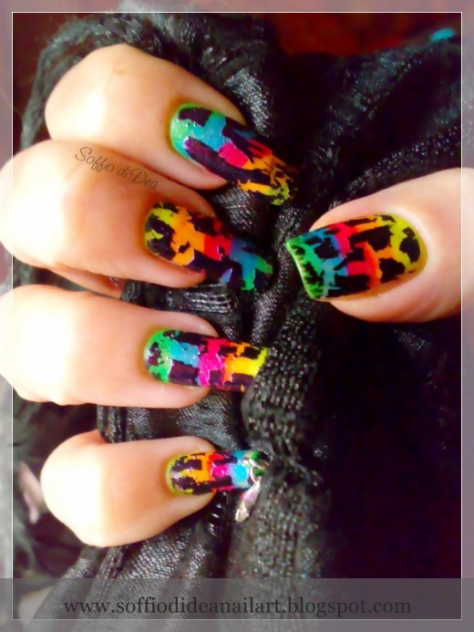 32 Really Cool Nail Art Designs For Inspiration