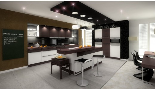 Interior Design Kitchen. Outstanding Kitchen Design Interior E