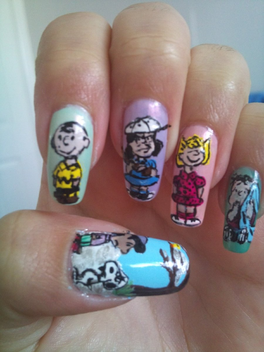 Art Designs: 32 Really Cool Nail Art Designs For Inspiration