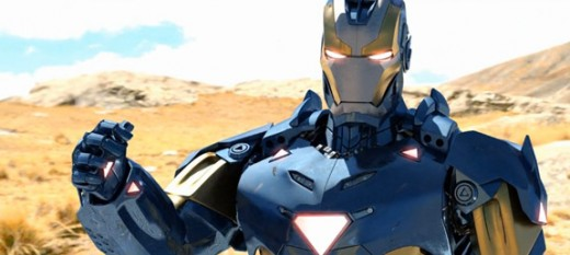 22 cool cinema 4d tutorials to improve your skills tutorialchip iron man stealth tutorial malvernweather Choice Image