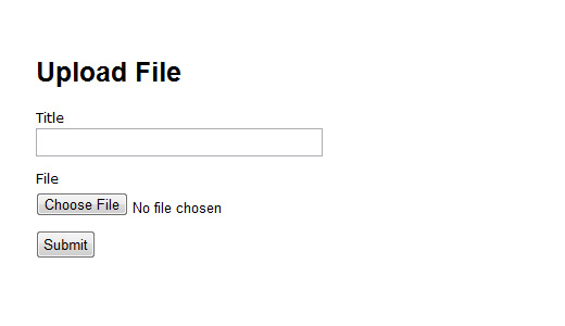 How to Upload Files with CodeIgniter and AJAX