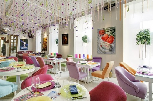 Inspirational Restaurant Interior Design