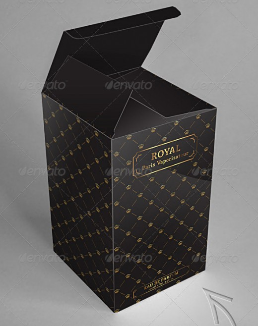 22 professional premium packaging templates tutorialchip for Cologne box template