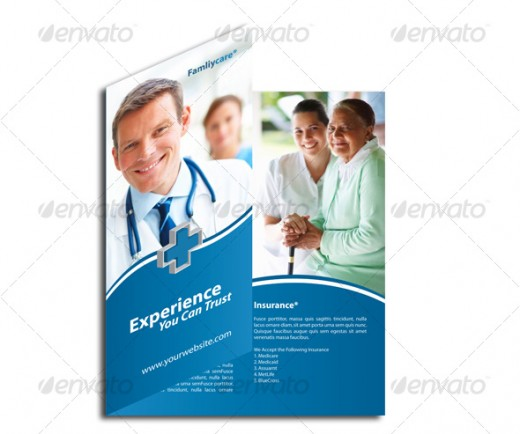 health brochure template - 30 remarkable brochure templates tutorialchip