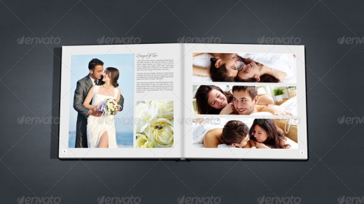 20+ Reliable Photo Albums Design Ideas - TutorialChip