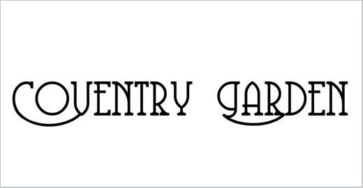 Coventry Garden NF Font