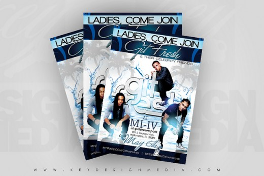 25 Great Flyer Design Ideas - TutorialChip