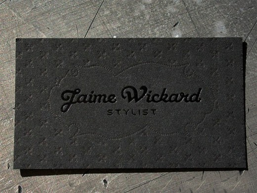20 Mind Blowing Textured Business Cards TutorialChip