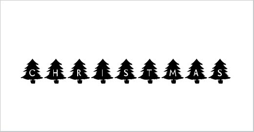 KR Oh Christmas Tree Font