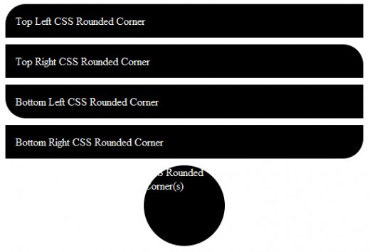 Border Radius: CSS Rounded Corners Without Images - TutorialChip