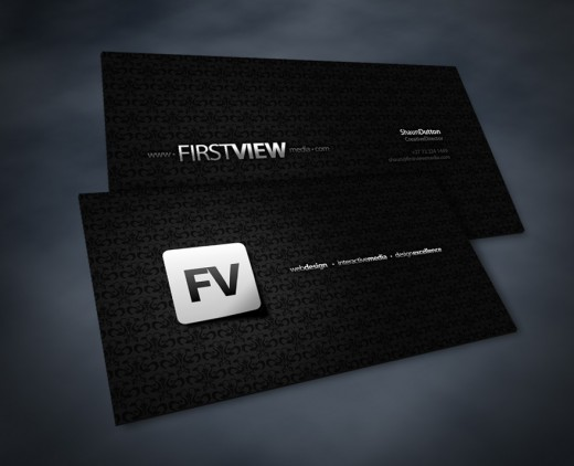 20 sophisticated simple business card designs tutorialchip firstview business cards colourmoves