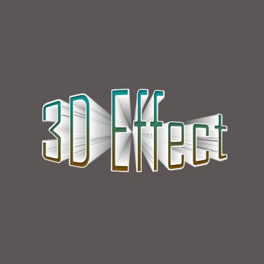 3d typography tutorial using xara3d and photoshop | 3d effects.