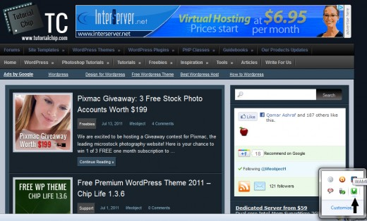 How to Install WordPress Blog Locally on Windows - TutorialChip