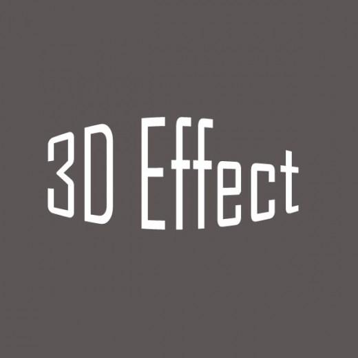3D Text Effect Tutorial to Enhance Your Photoshop Skills - TutorialChip