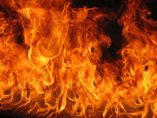 30 Free High Resolution Fire Texture Will Inspire You