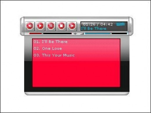 15 Absolutely Free Music Players for Websites - TutorialChip