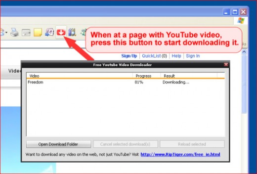 video downloadhelper pour internet explorer