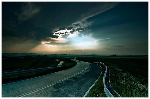 Road by Bamnengineb