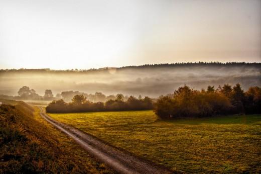 Road by Barnulf