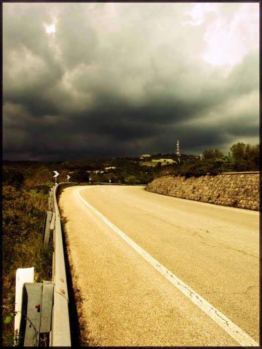 Road by Nagualist