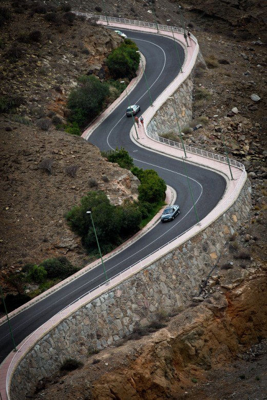 Winding road Picture