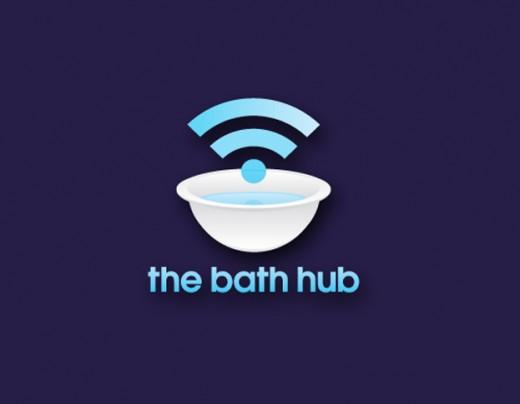 the bath hub