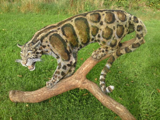 27 Wonderful Pictures of Animal Sculptures - TutorialChip