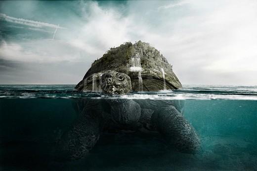 Under Water Easy Photoshop Tutorial