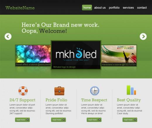 Best Photoshop Web Design Tutorials Tutorialchip