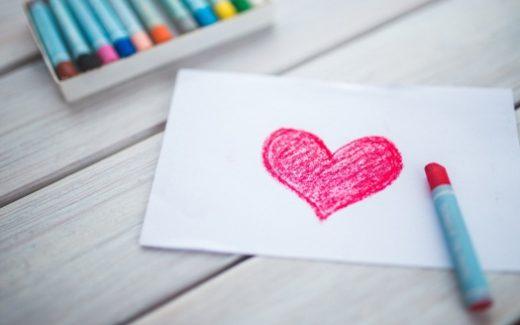 Love Heart Sketch