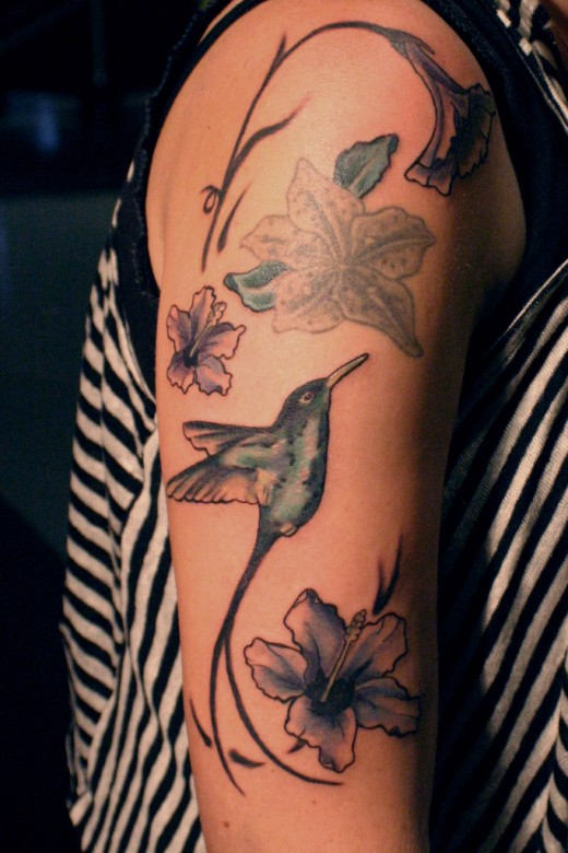 42c790eb41584 40 Lovely Birds Tattoo Designs - TutorialChip