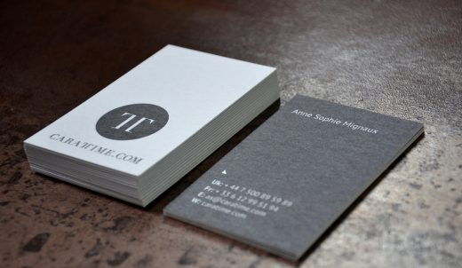 Business Card - Caratime