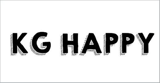 KG Happy Font
